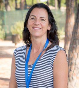 Mrs Lorena Garcia Pazos Coordinadora de Español de primaria