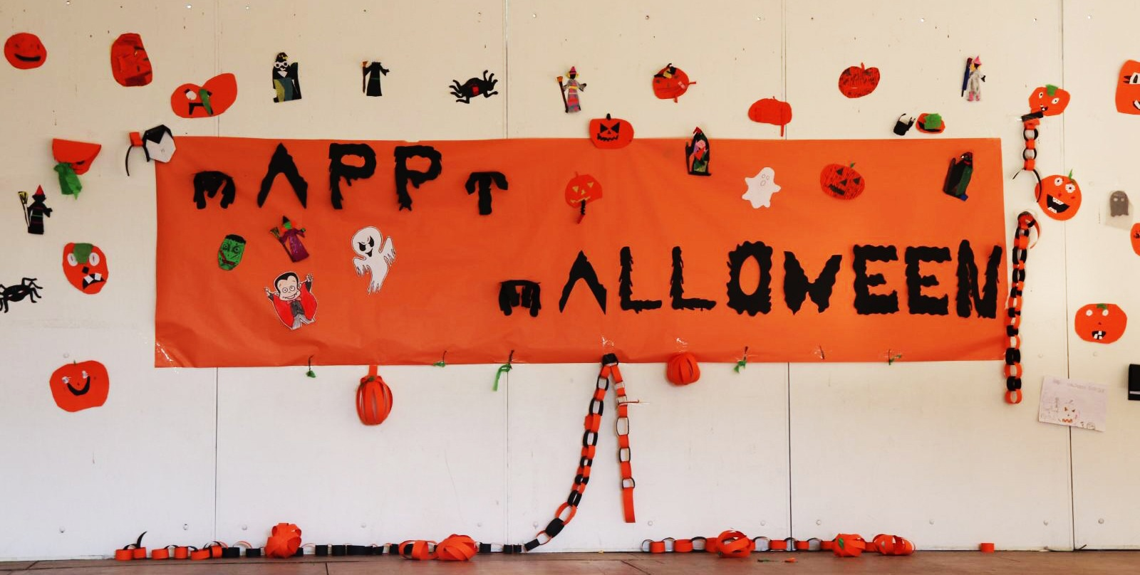 Hoy celebramos Halloween 2017 en CBS